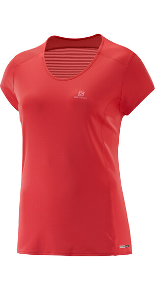 Salomon W's Comet Plus SS Tee Infrared